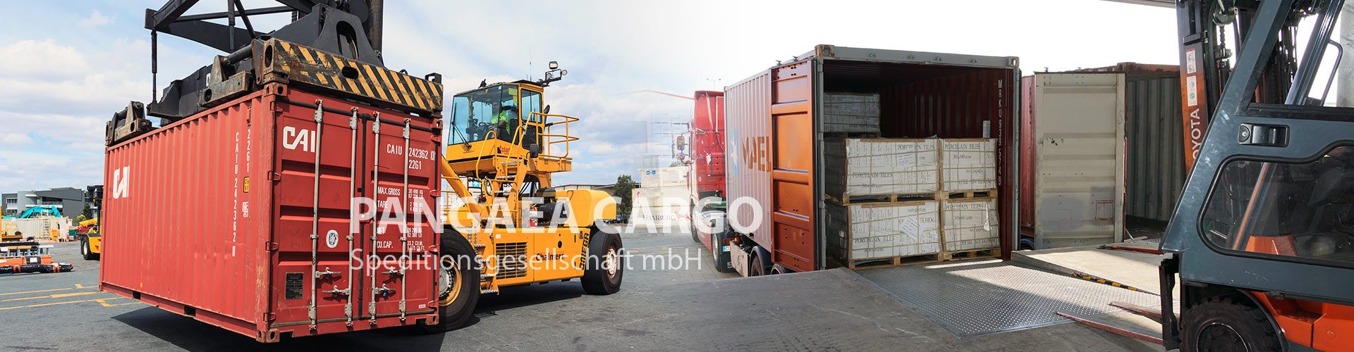 Container-Dubai